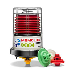 MEMOLUB ONE Single-Point Lubricator